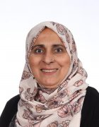 Mrs Saeed